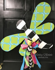 Dragonfly Door Hanger