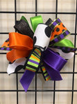 Halloween Bow - Small Puff