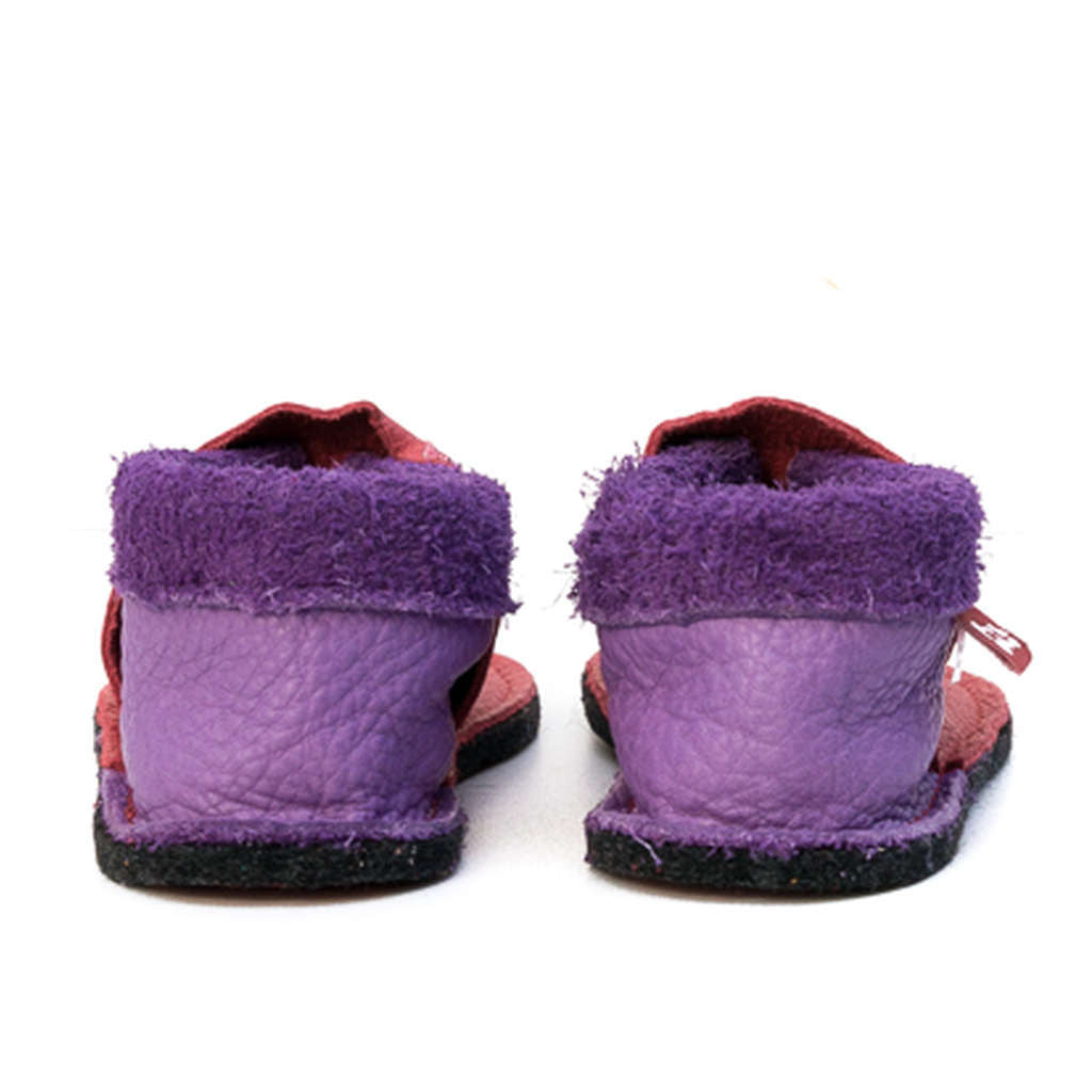 Handmade slippers for kids
