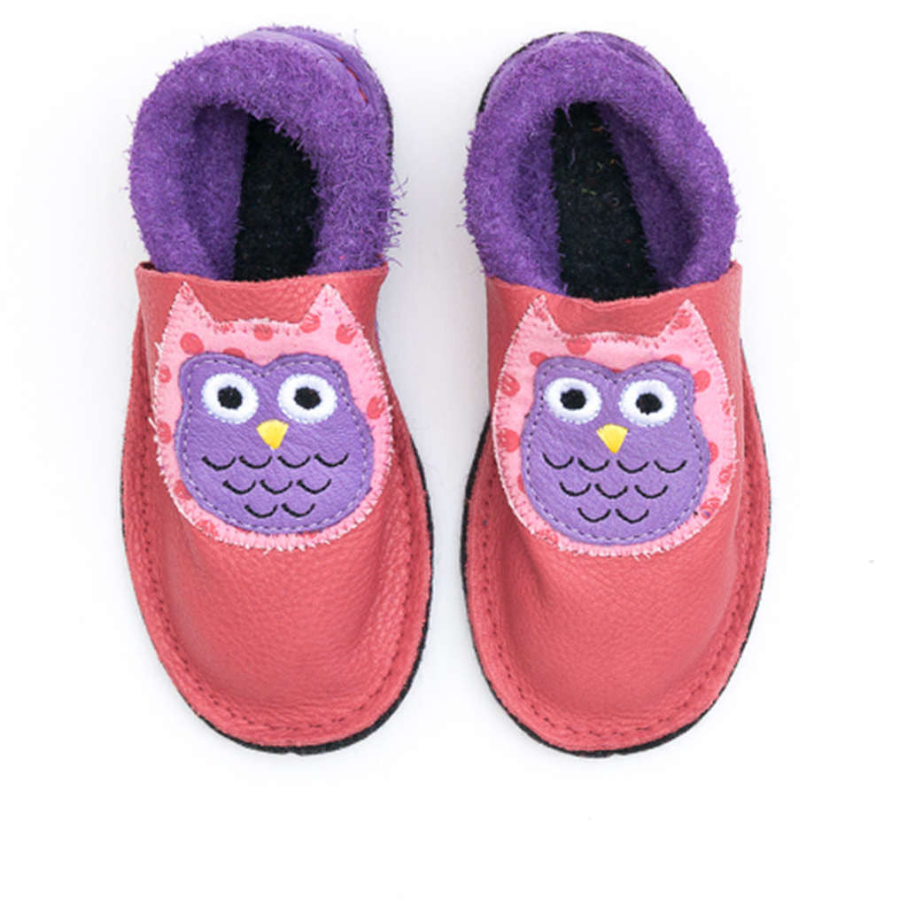 Soft eco indoor slippers, kids