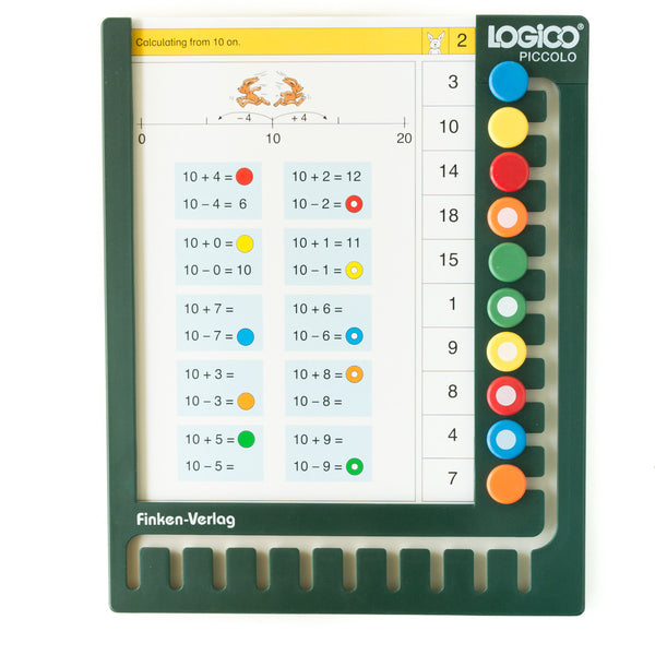 Logico Piccolo Board - Learning Game System (3-6 year olds)