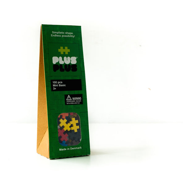 Plus-plus mini basic 100pc