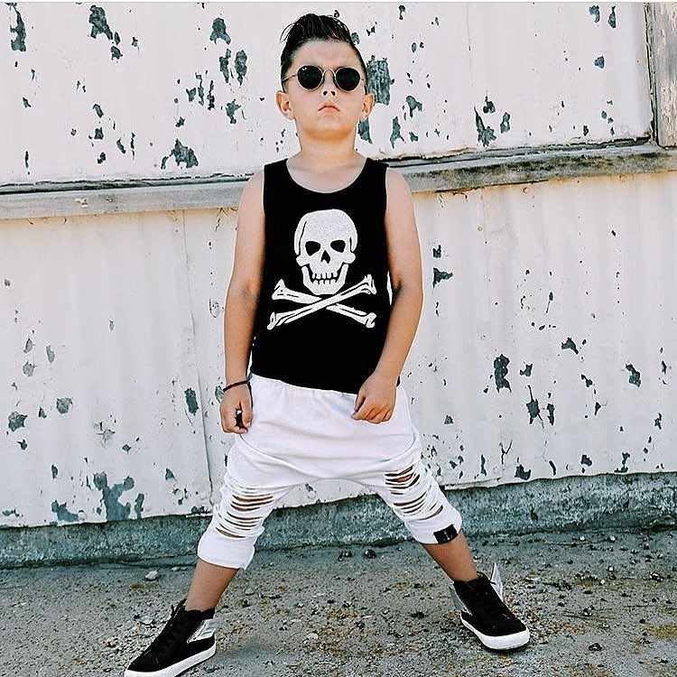 Pirate Tank (Youth)