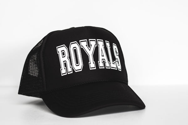 ROYALS - Snapback Trucker Hat