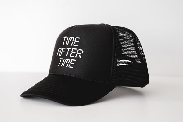 Time After Time - Snapback Trucker Hat