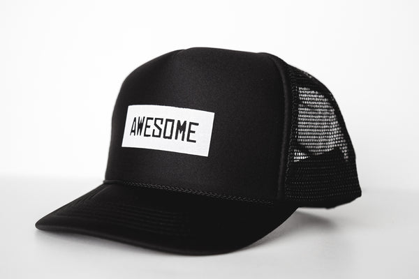 Awesome - Snapback Trucker Hat