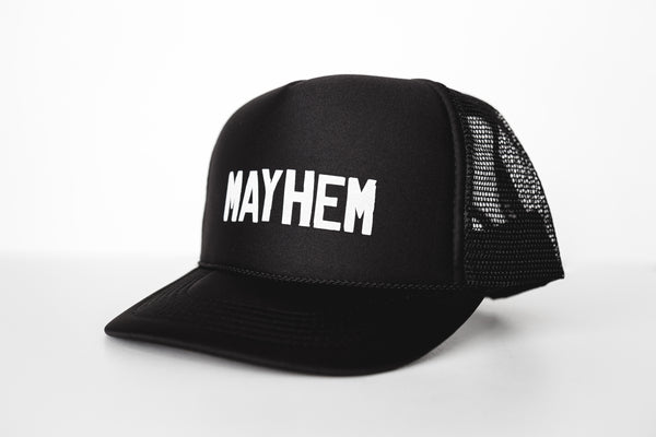 Mayhem - Snapback Trucker Hat