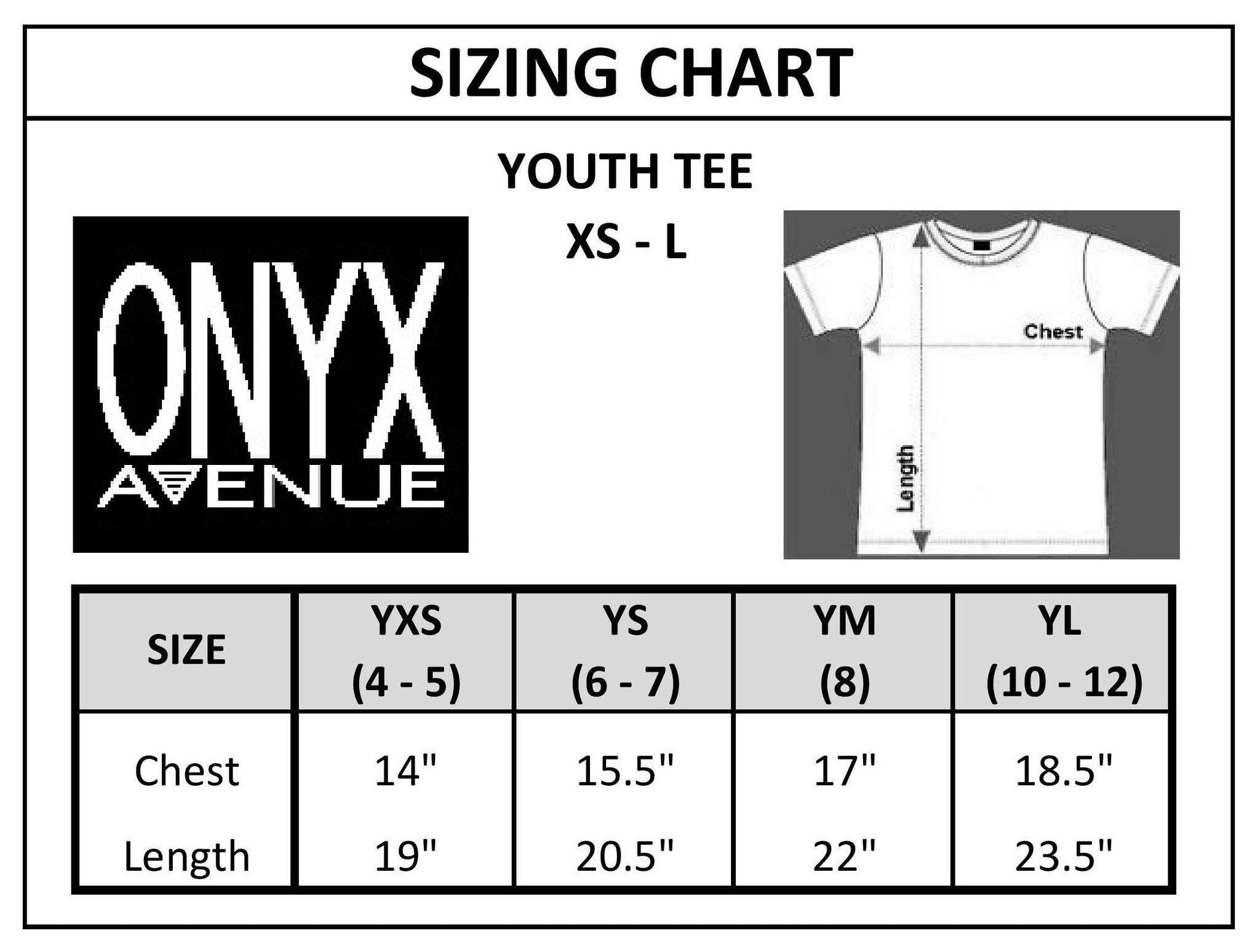 Patch - Faux Pocket Tee (Youth)