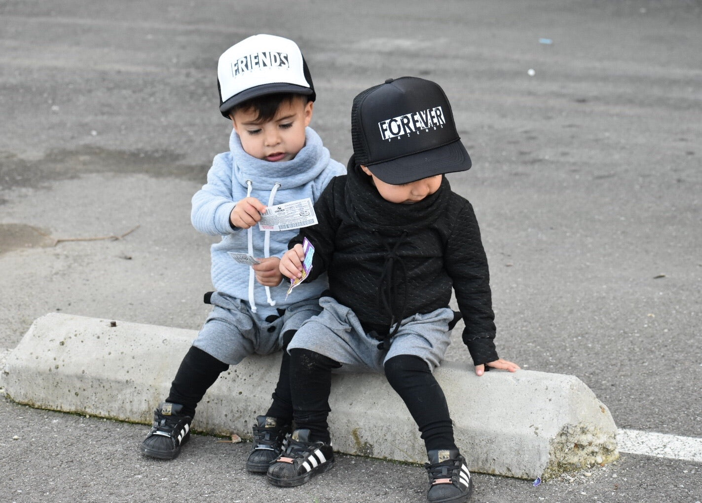 Friends Forever - Snapback Set