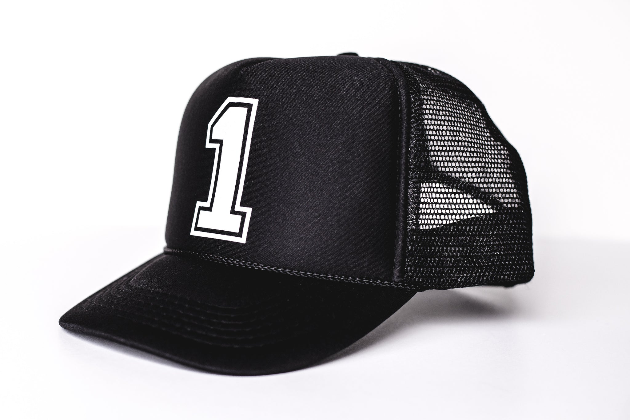 The One - Snapback Trucker Hat