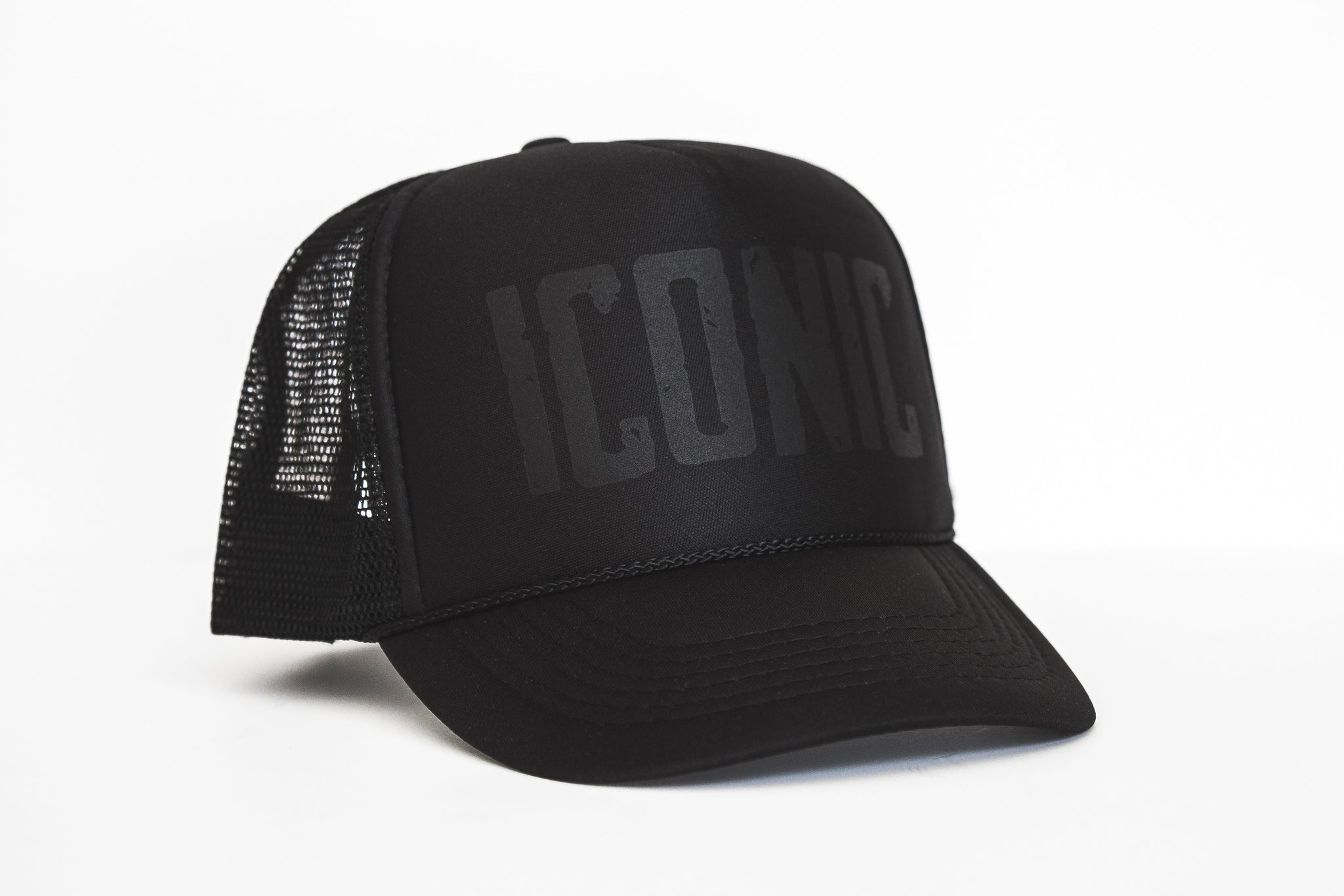 Iconic - Snapback Trucker Hat