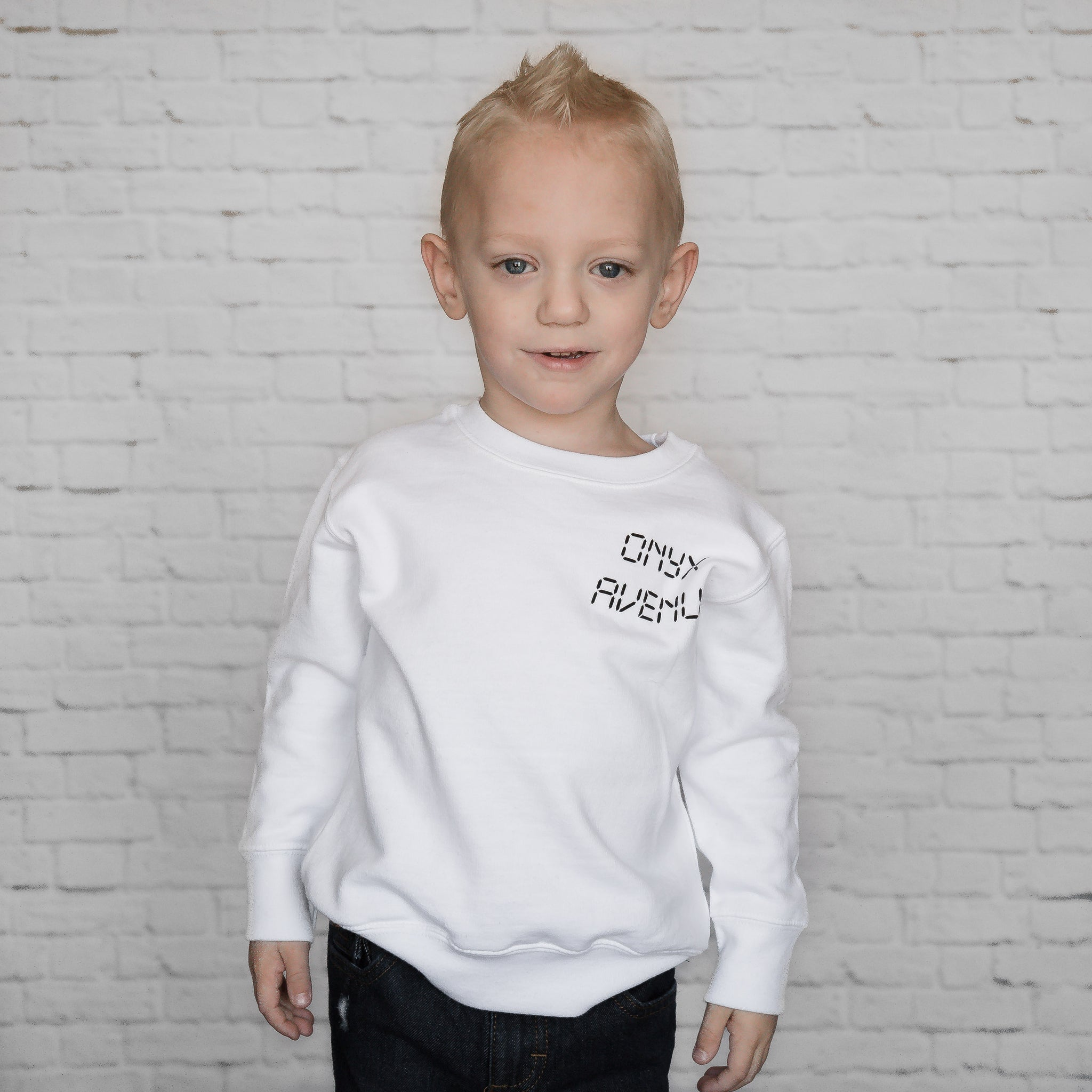 Time After Time Sweatshirt (Toddler)