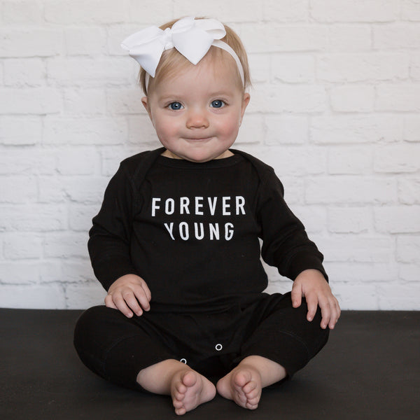 Forever Young Romper (Baby)