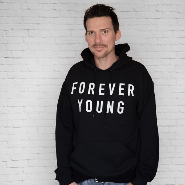 Forever Young Hoodie (Unisex)