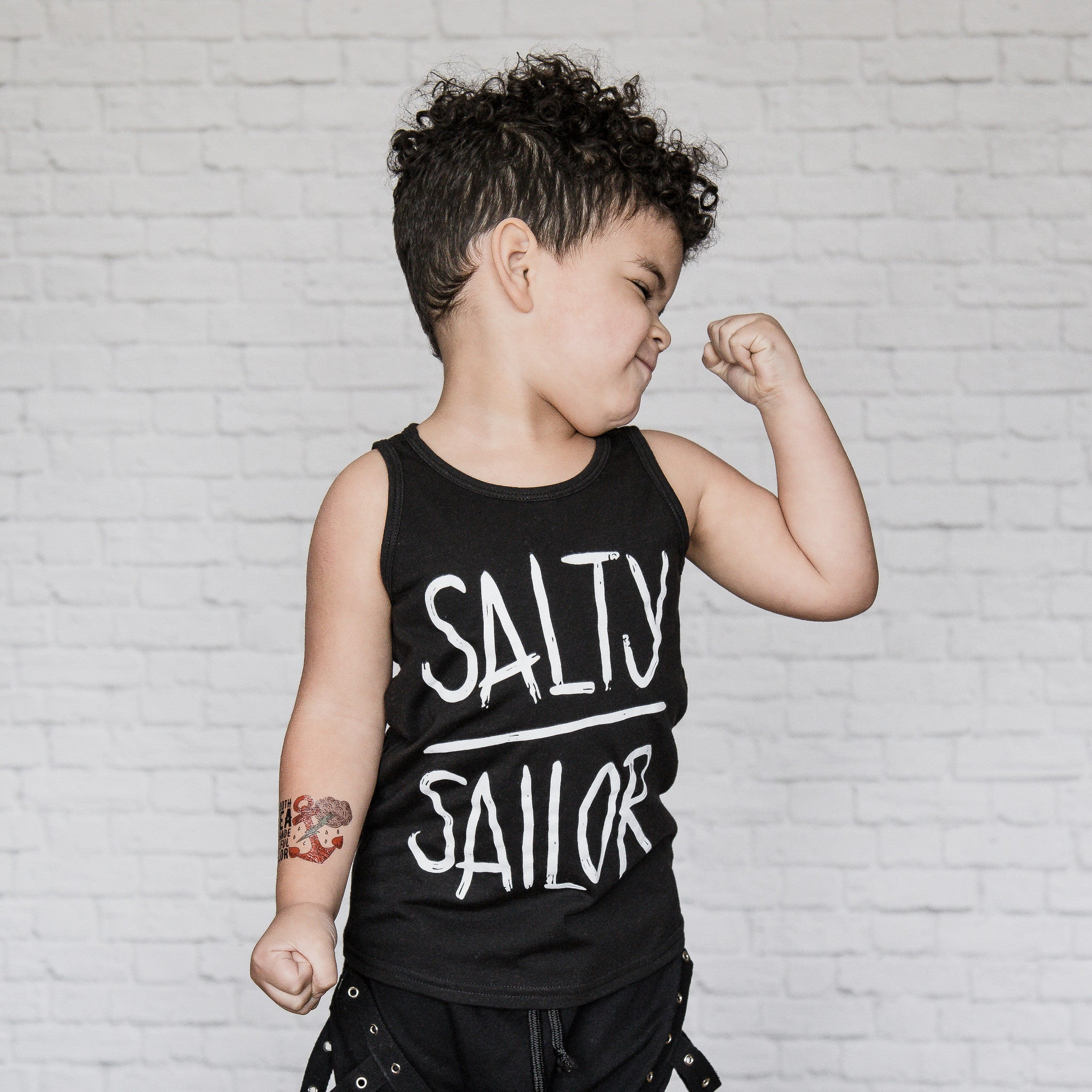 Salty Tank (Youth)