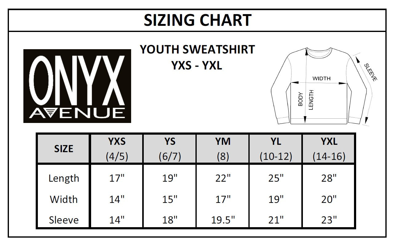 Instinct Sweatshirt (Youth)