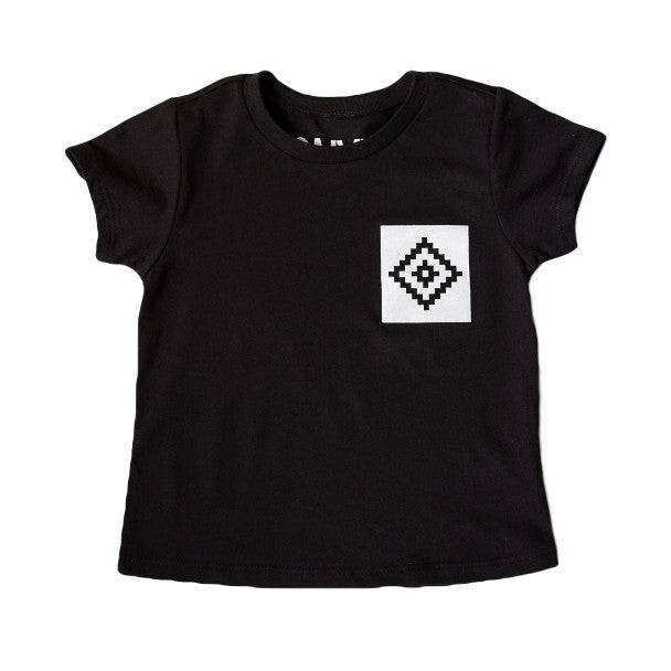 Tribal - Faux Pocket Tee (Baby)