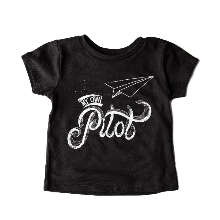 The Aviator Black (Baby)