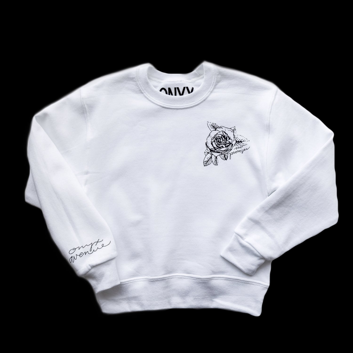 Rose Sweatshirt (Youth)