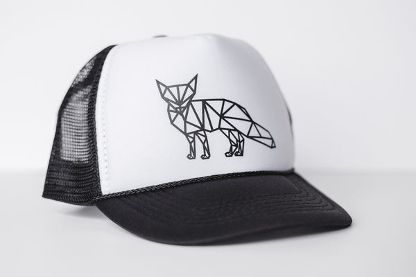 Clever Fox - Snapback Trucker Hat