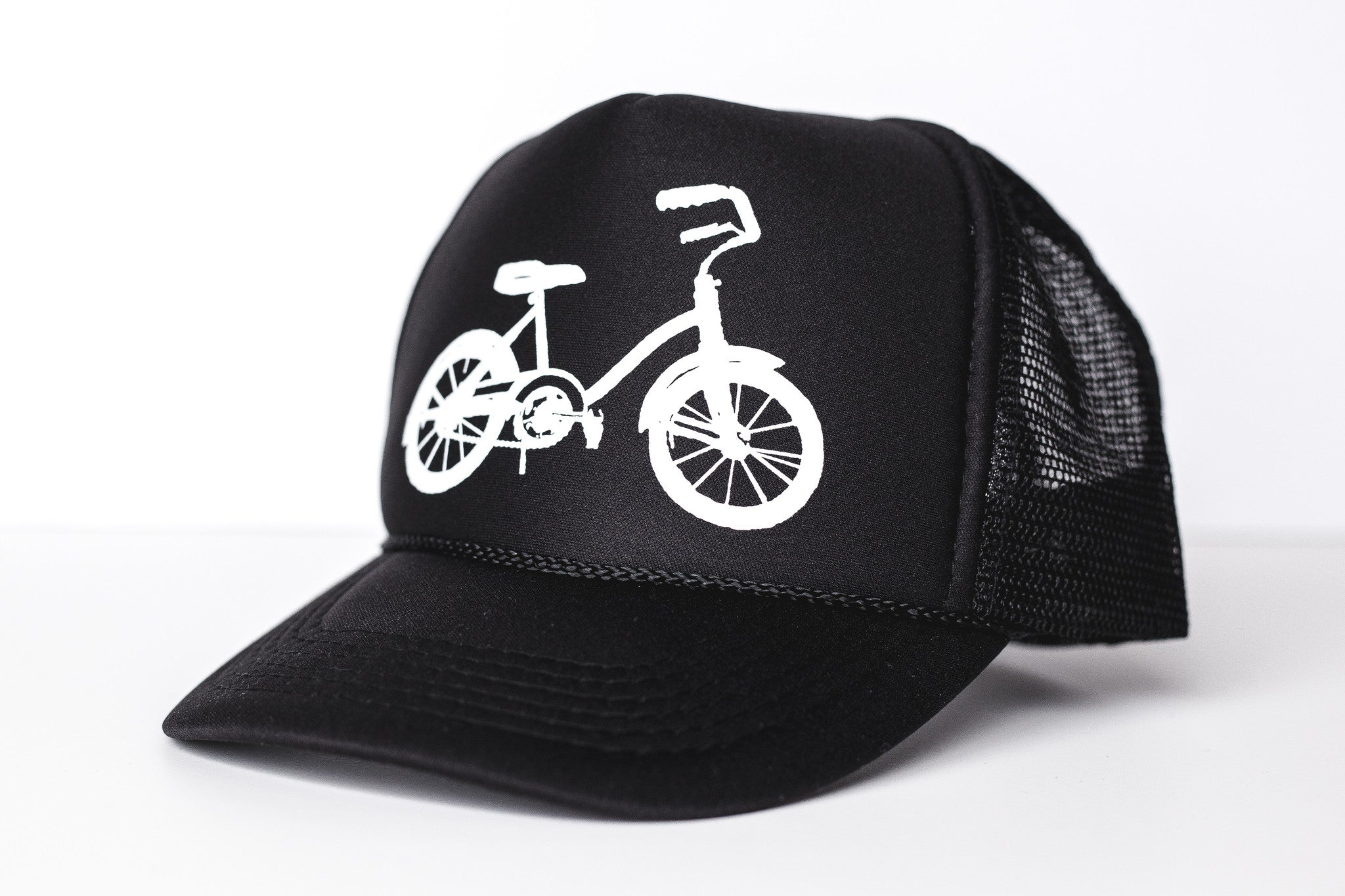 Bike - Snapback Trucker Hat