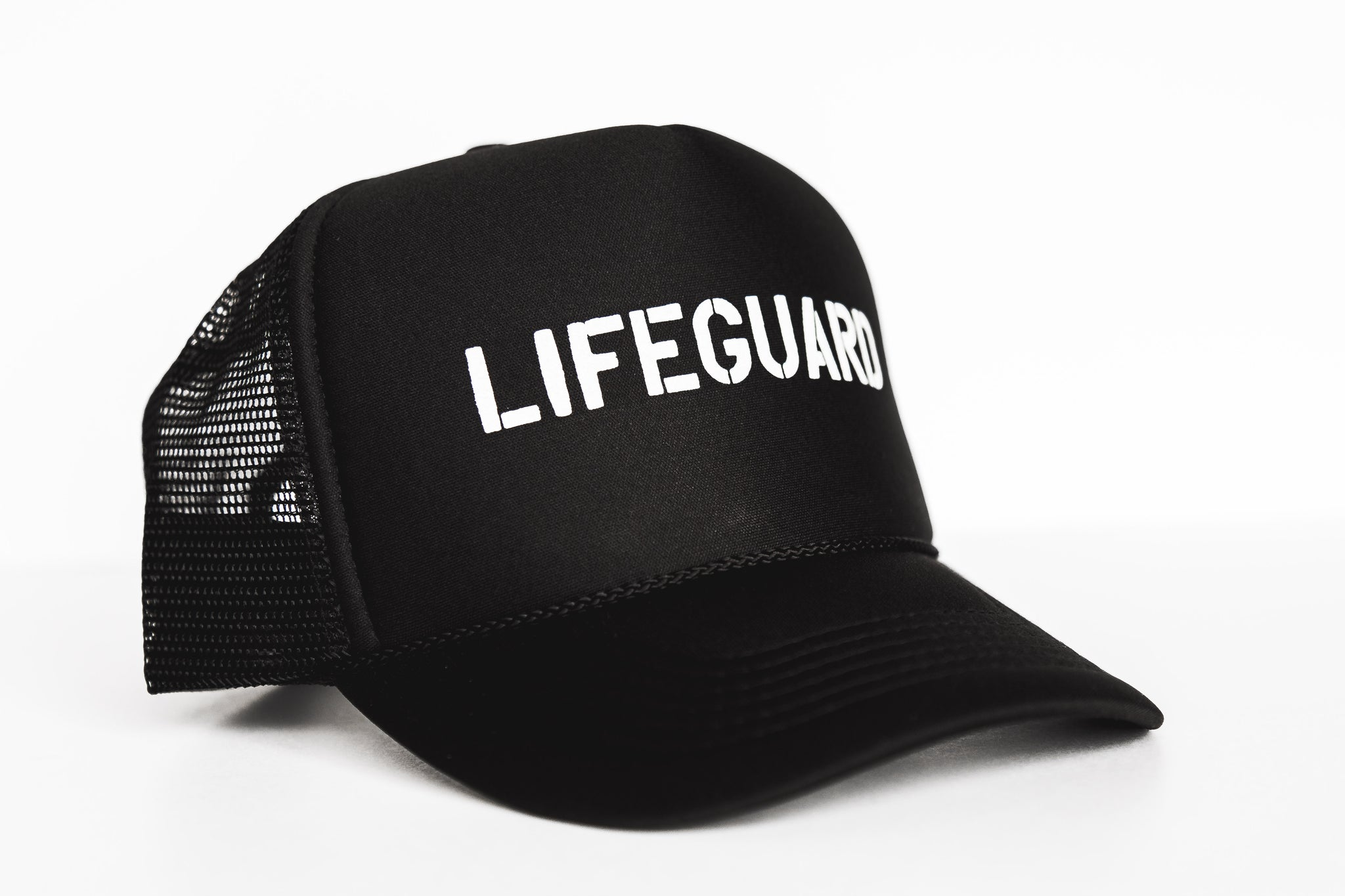 Lifeguard - Snapback Trucker Hat