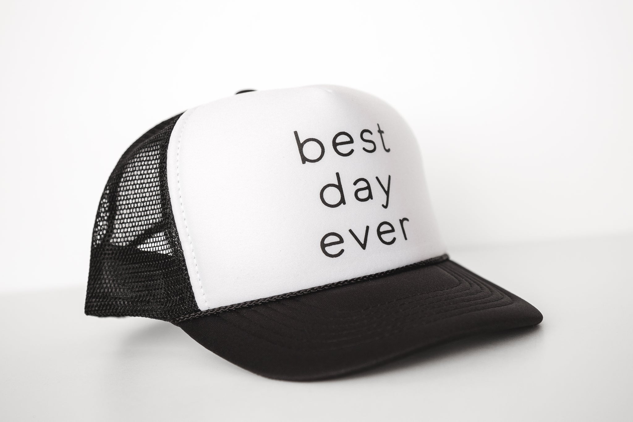 Best Day Ever - Snapback Trucker Hat
