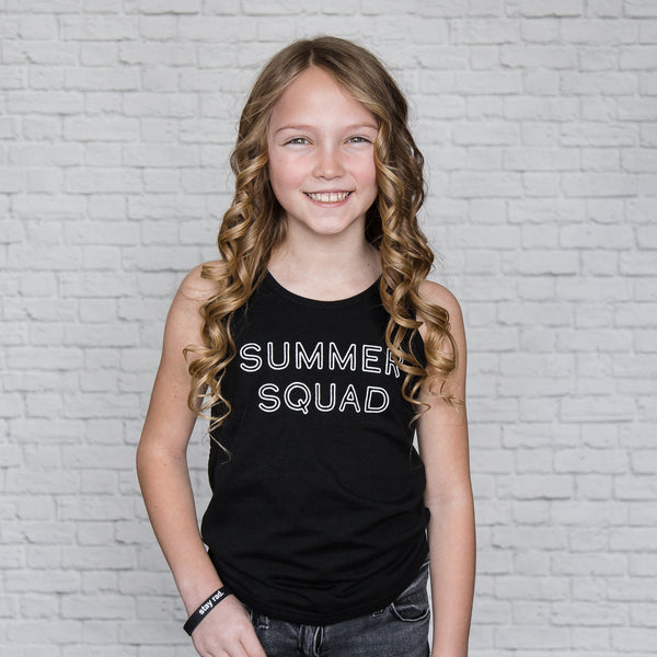 Summer Squad Tank (Youth)