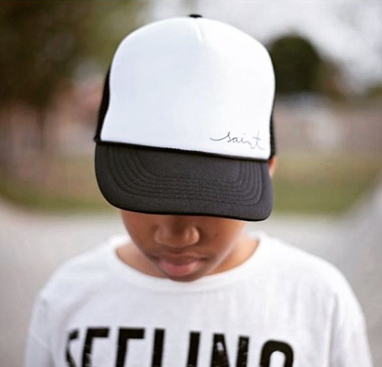 Saint - Snapback Trucker Hat