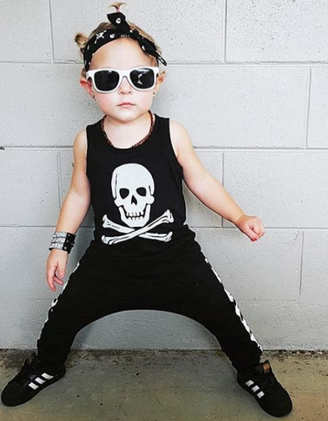 Pirate Tank (Baby)