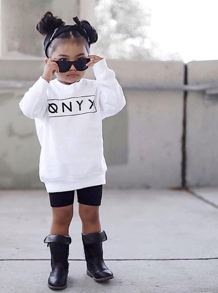Onyx Sweatshirt (Toddler)
