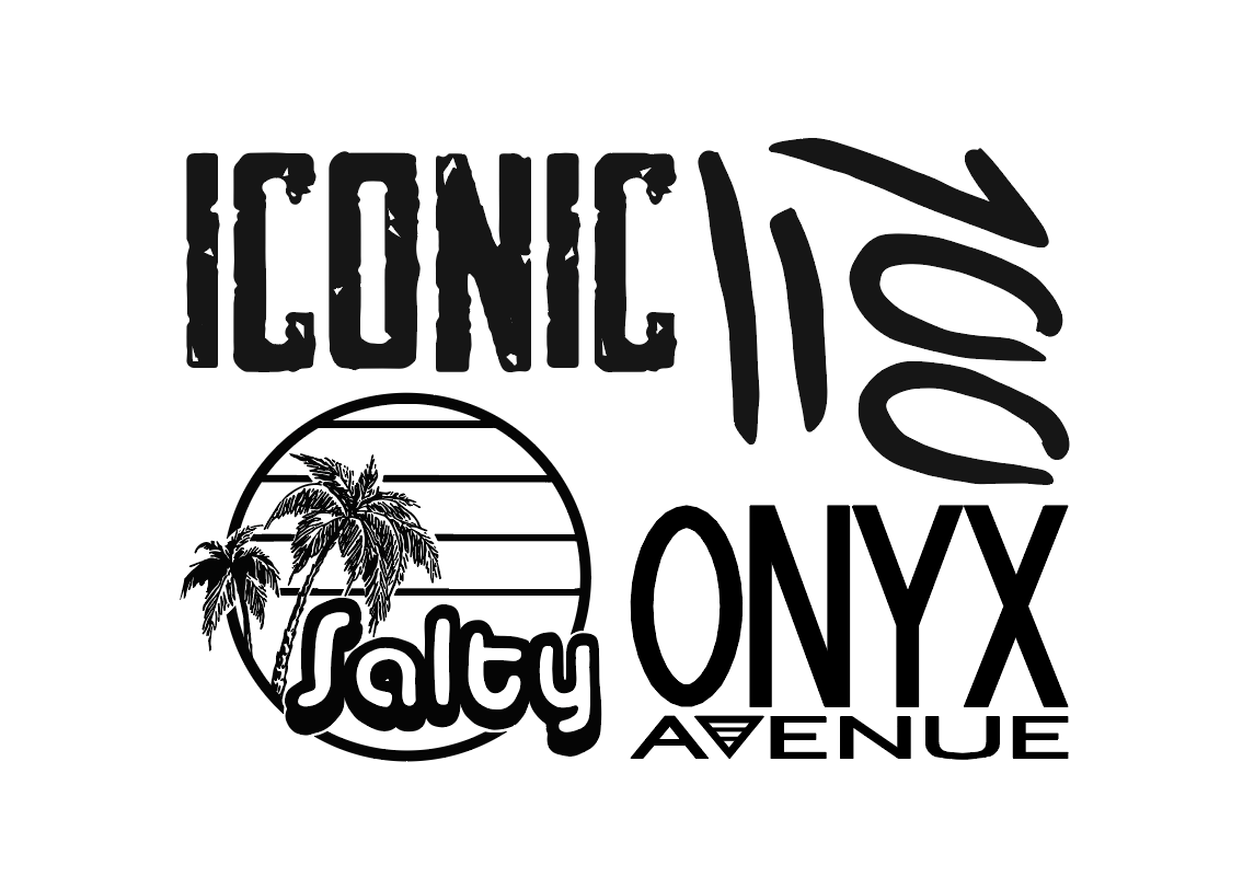 2019 Onyx Avenue Temporary Tattoos