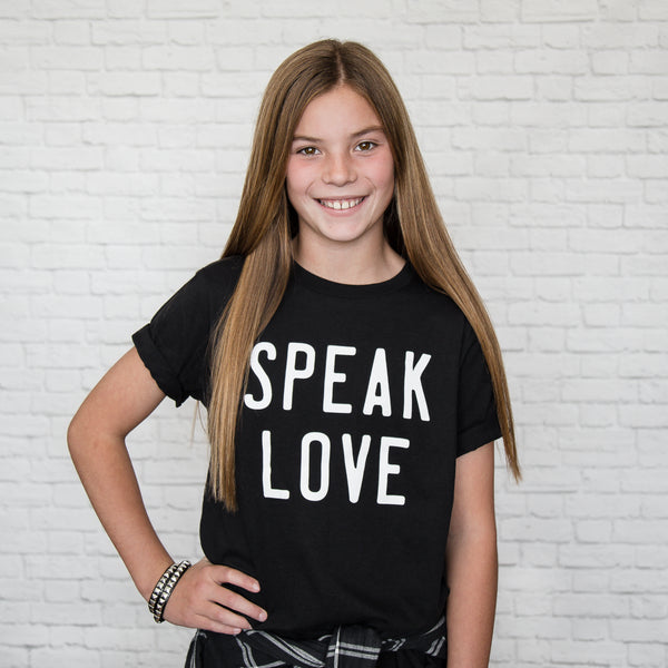 Speak Love (Youth)