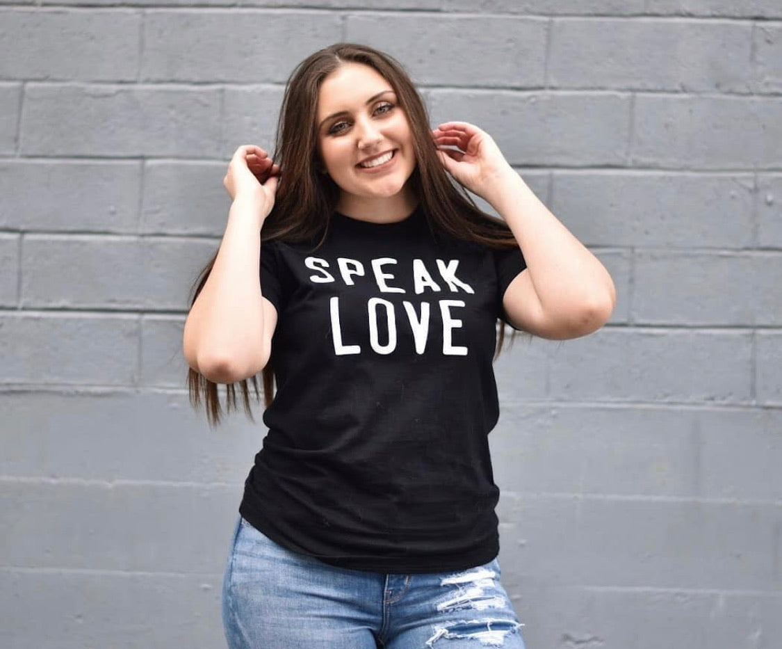 Speak Love (Unisex)