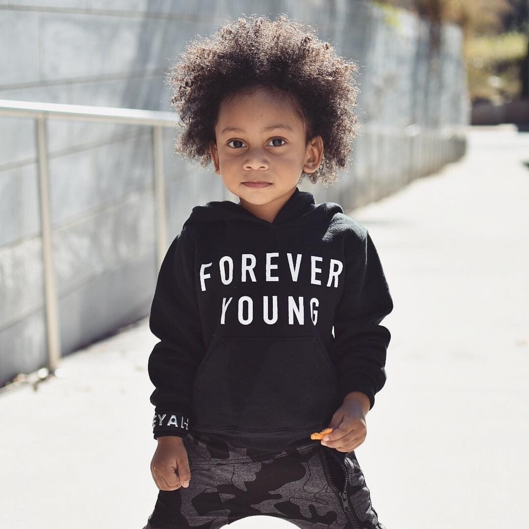 Forever Young Hoodie (Toddler)