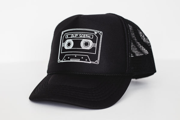 Old School - Snapback Trucker Hat