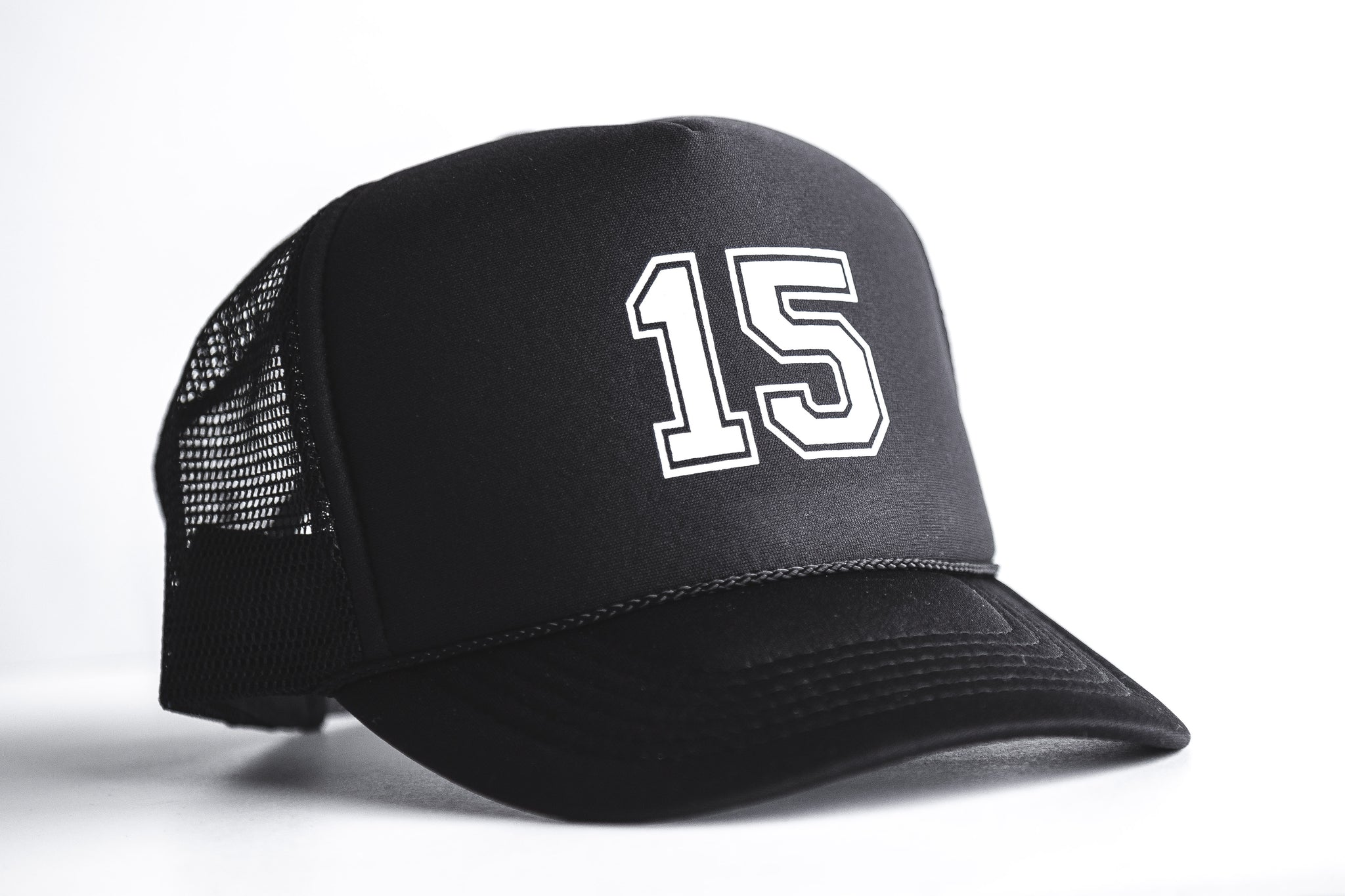 Digits (black) - Snapback Hat