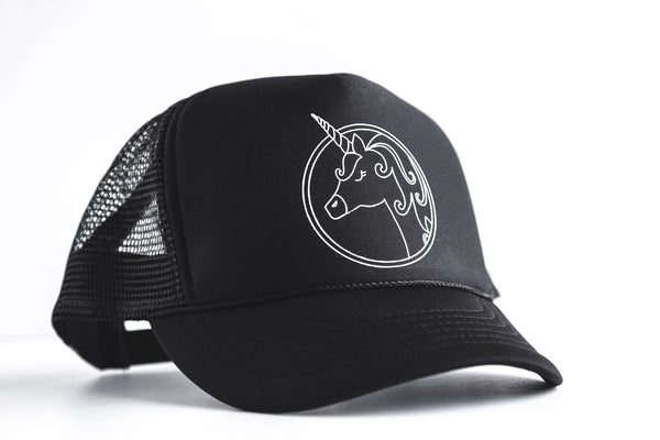 Unicorn - Snapback Trucker Hat