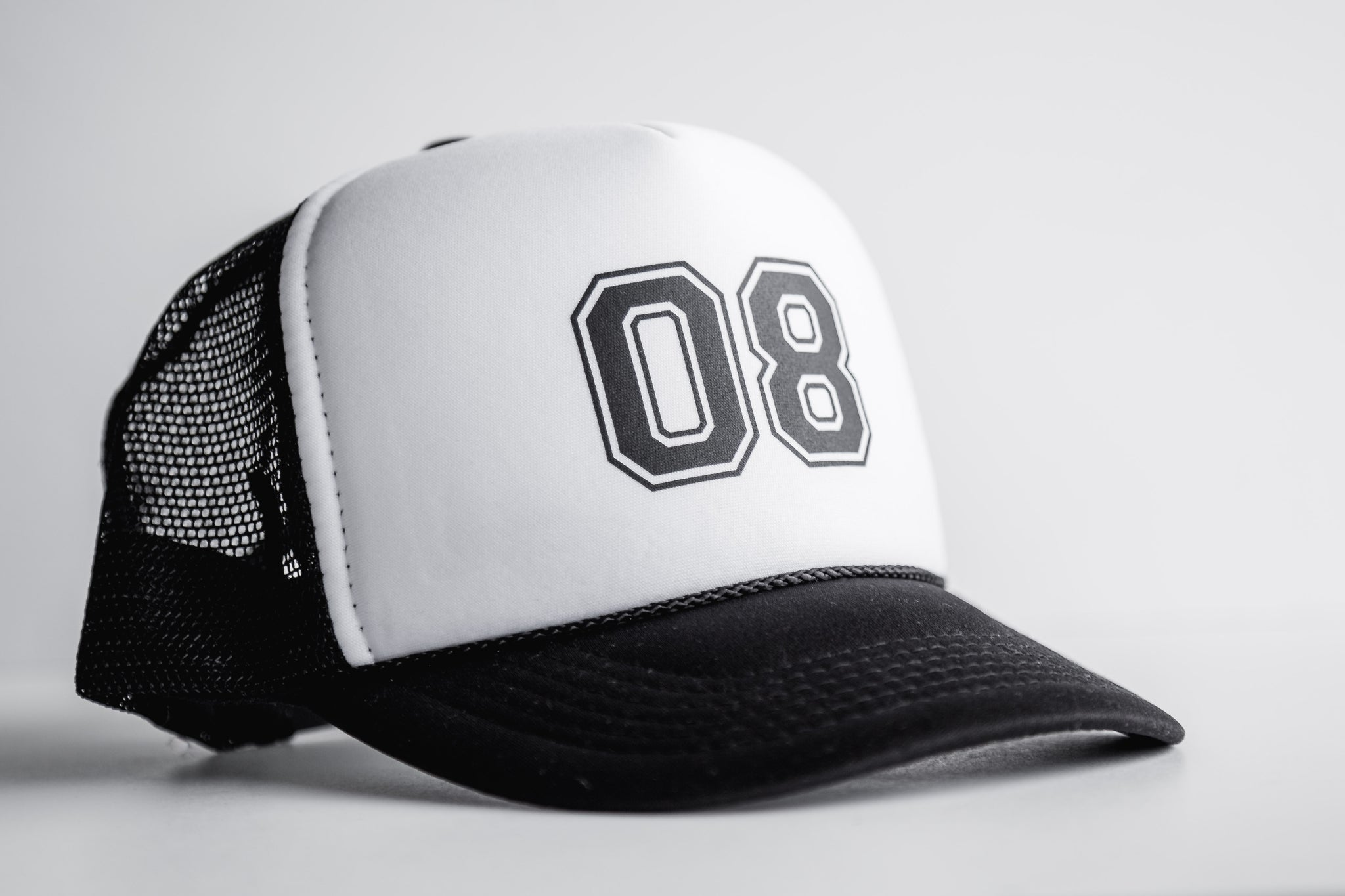Digits (white) - Snapback Hat