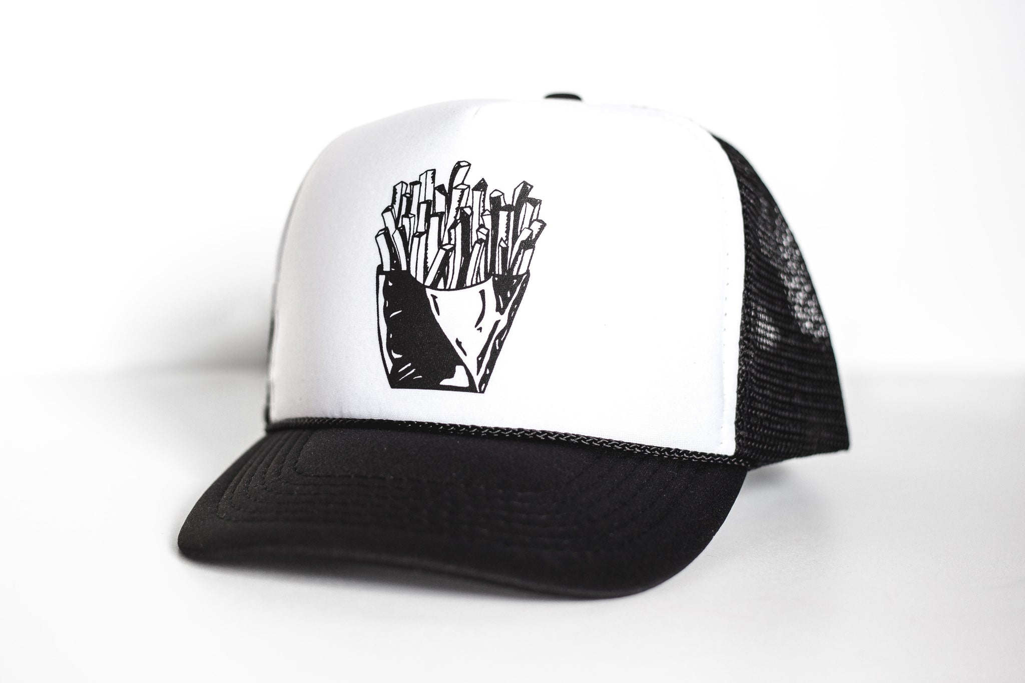 French Fries - Snapback Trucker Hat