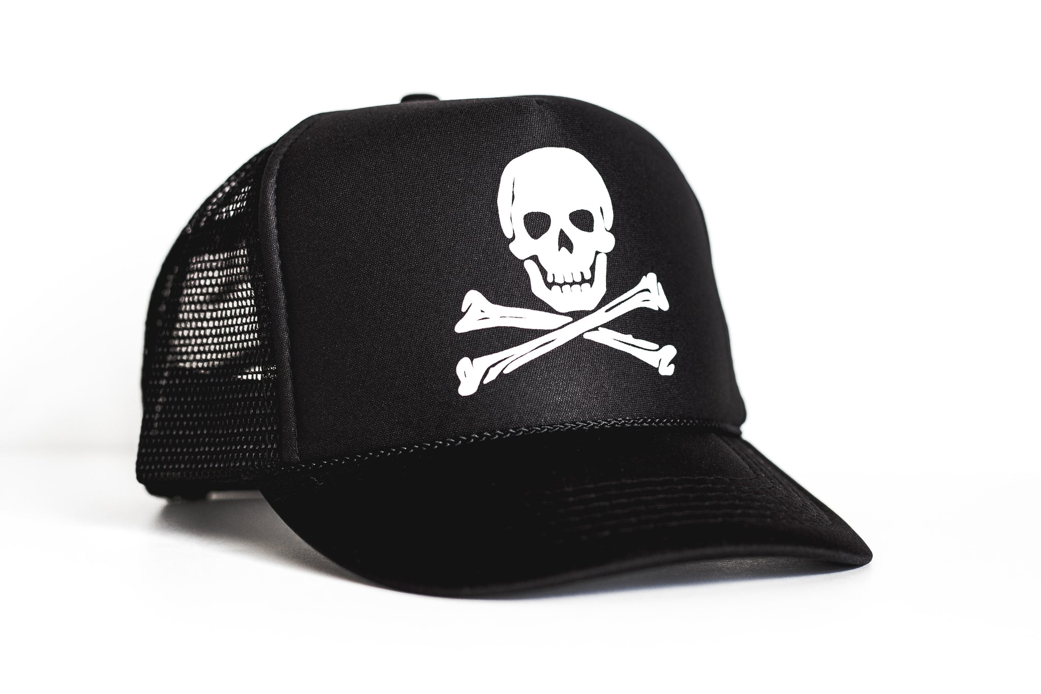 Pirate - Snapback Trucker Hat
