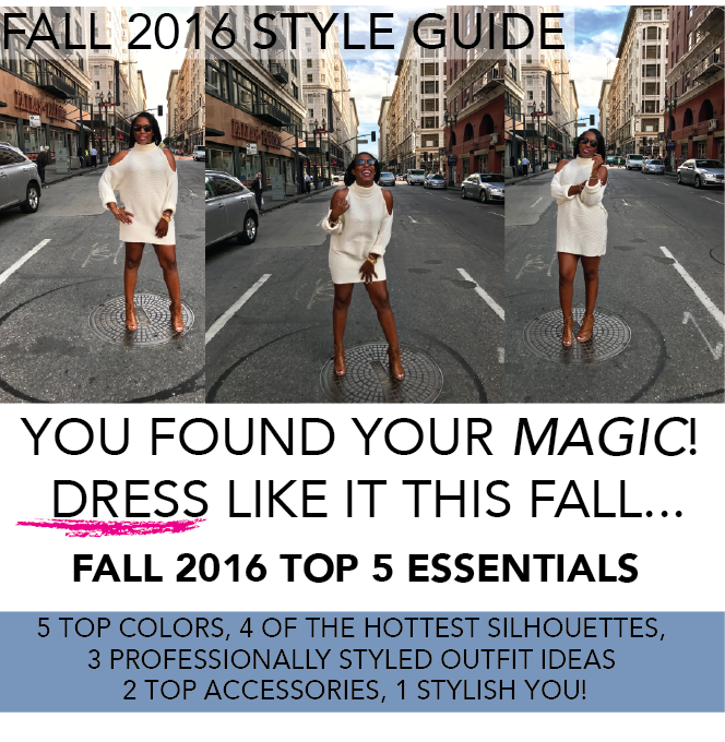 FALL 2016 Style Guide