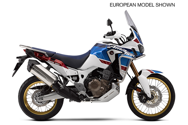 Honda Africa Twin CRF 1100 L ADVENTURE SPORTS V-AT-CRF-1100-P TRICOLOR Set mit 2 Schutzfolien f/ür Koffer