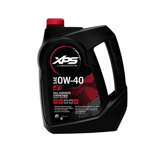 BRP/CAN-AM 4 STROKE 0W40 SYNTHETIC OIL Gallon