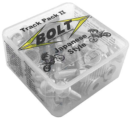 BOLT JAPANESE TRACK PACK II