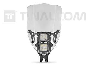 TT® - Rally Kit E-Light Q (h. 360 mm.) KTM EXC M.Y. 2014/20 RALLY-RAID PARTS | Rally Kit Extreme Light | KTM | EXC 2014/20