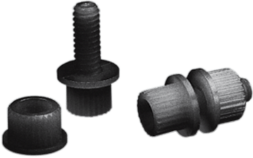 BOLT LICENSE 100PK BLACK