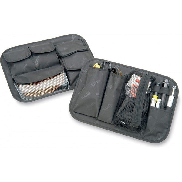 Saddlemen Storage Organizer for Pannier/Side Case Lid