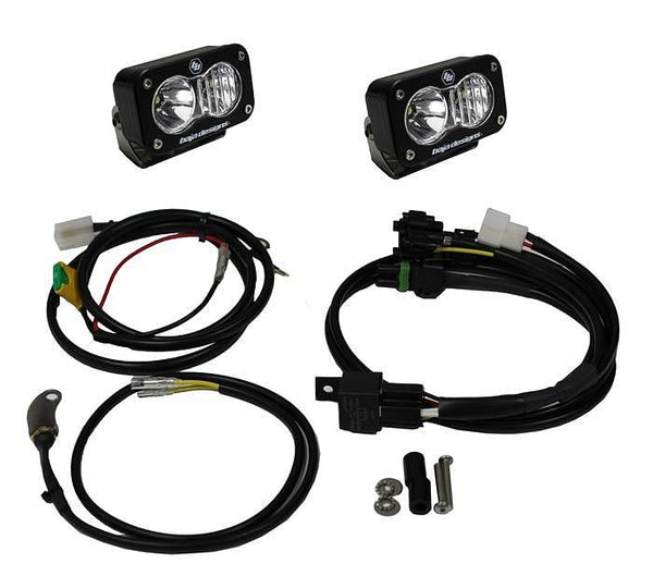 Baja Designs S2 Pro LED Light Kit (KTM 1190/1290 Adventure)