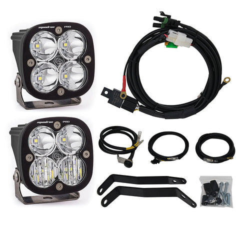 Baja Designs Squadron Pro LED Light Kit (BMW R1200GS -'12)